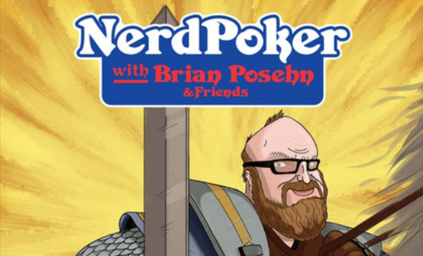 Nerd Poker with Brian Posehn