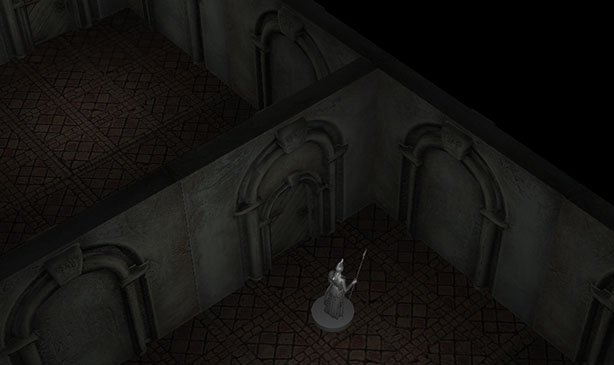 First screenshot from the Unity Engine.